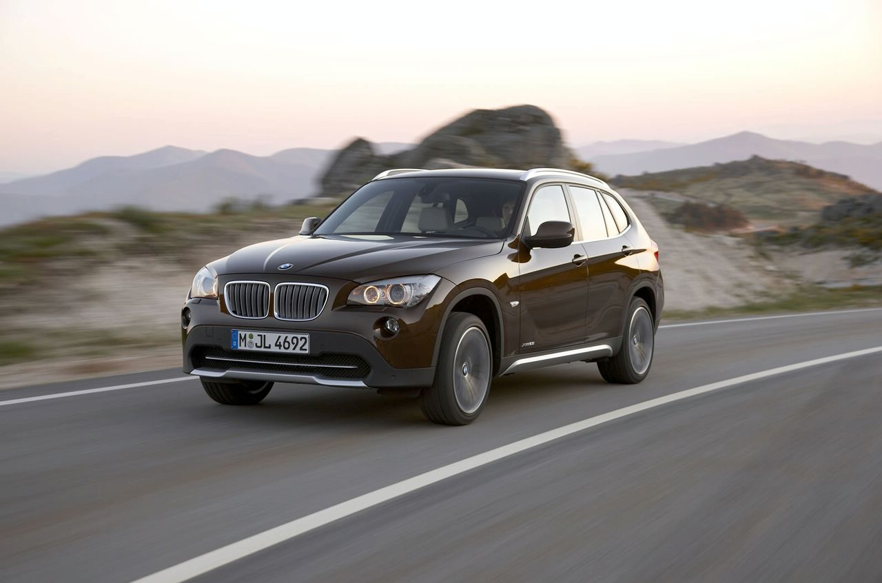 BMW X1               Brilliance V5 Vs Bmw X1