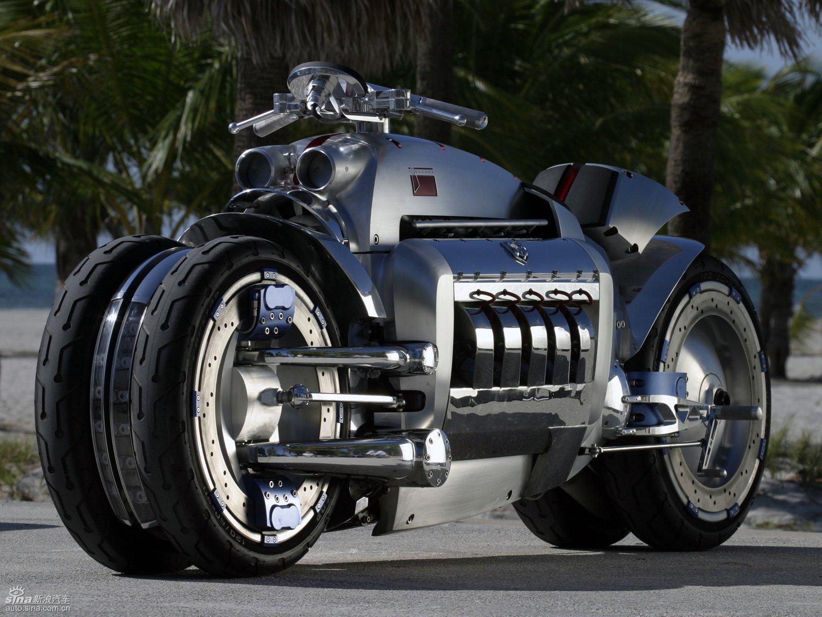 超级摩托车道奇战斧图片欣赏_图片