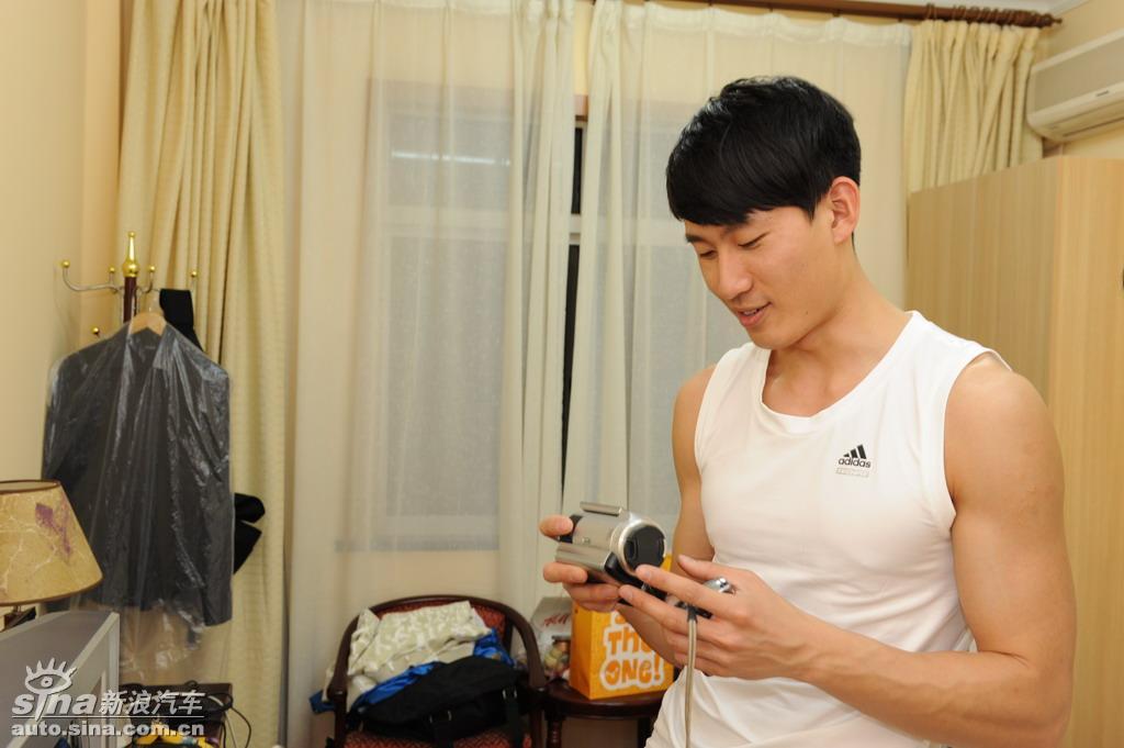 中国首席男模孟飞教你健身