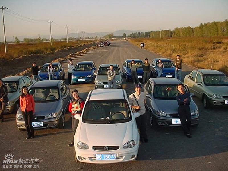 上海通用汽车赛欧 资料图片 新图片