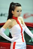 2009广州车展高清美女图第二季