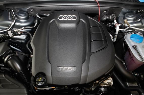 2014款进口A4 40TFSI allround Quattro