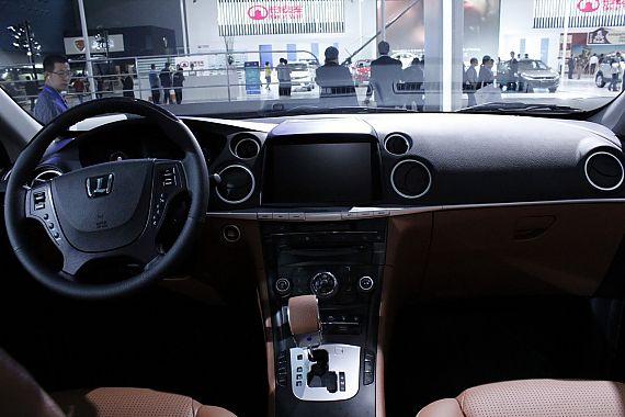 东风裕隆纳智捷大7 SUV