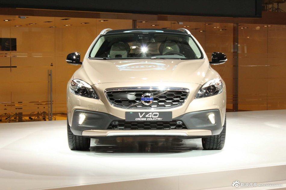 沃尔沃推新一代V40车型与吉利联合研发