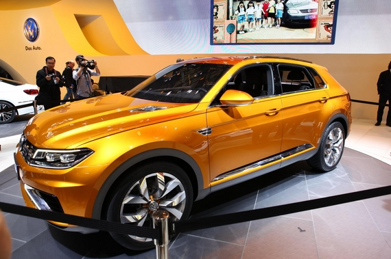 ��ʡ��SUV ����CrossBlue Coupe