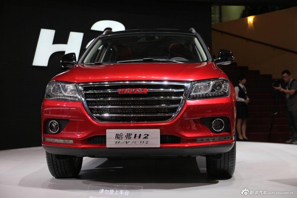 哈弗推入门级SUV搭1.5L引擎/预售7万元