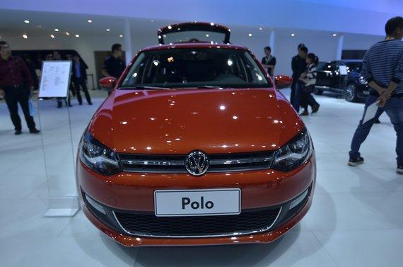 2013款大众Polo