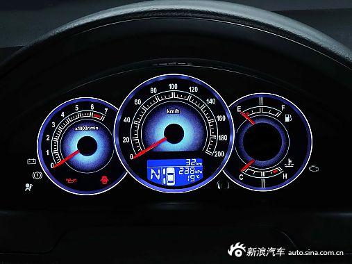 2012款天津一汽威志V5