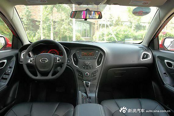 2013款广汽传祺GA3