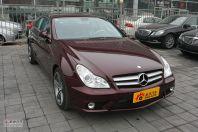 奔驰全新CLS上海车展首秀 包括AMG高性能版