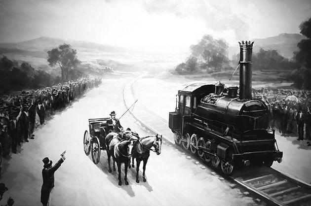 汽车百年 黄金时代