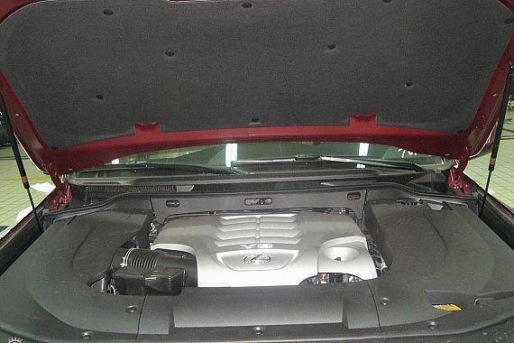 顶级SUV雷克萨斯LX570到店实拍