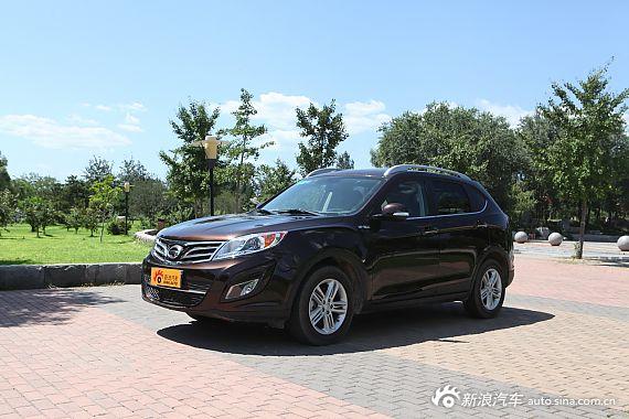 2013款传祺GS5 1.8T四驱豪华版