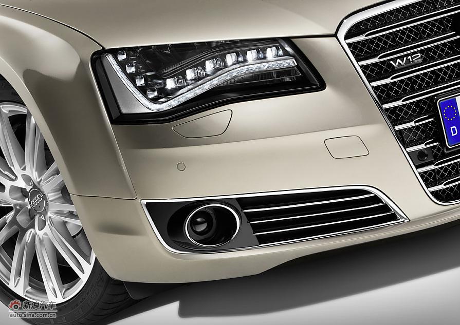 2011款奥迪A8L W12