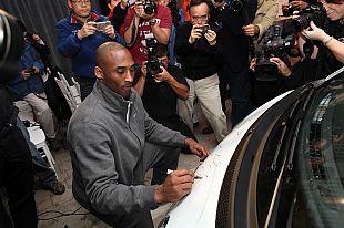 汽车与NBA明星的姻缘