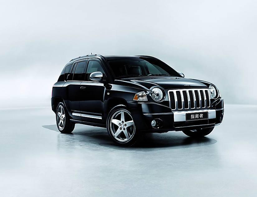 Jeep指南者世界杯特别版