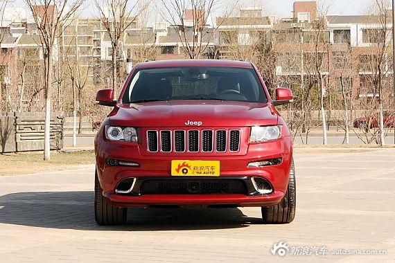 2012款全新Jeep大切诺基SRT8