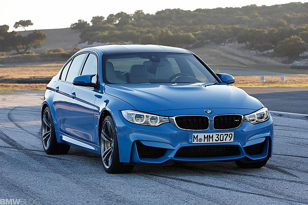 全新BMW M3/M4官图网络曝光