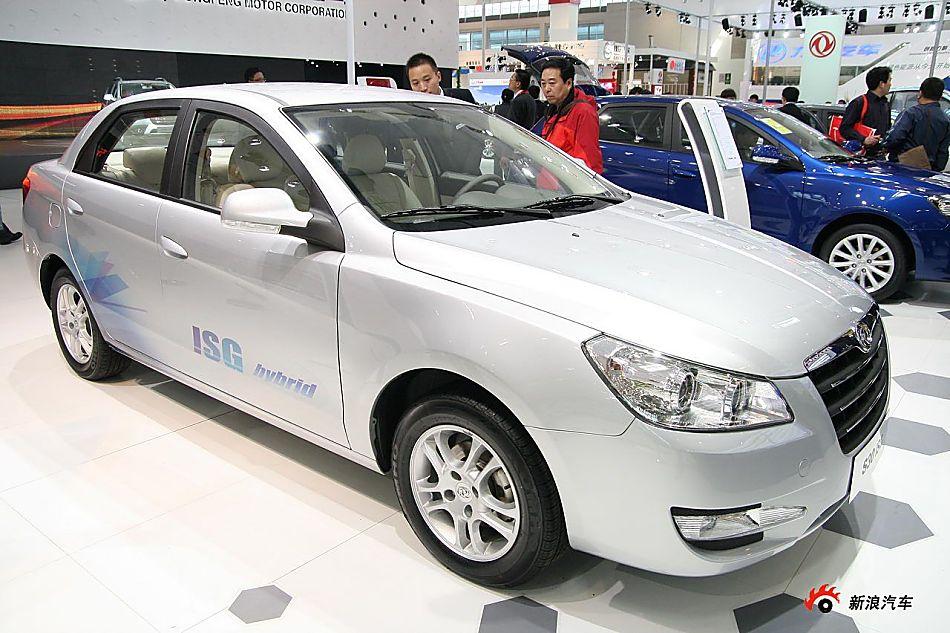 风神S30 ISG