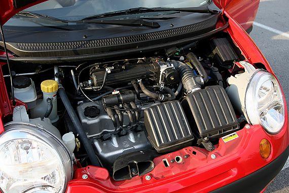 1.0L引擎细节