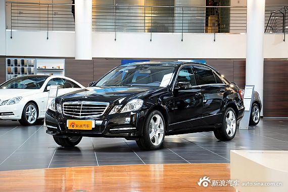 奔驰E260L时尚型现金优惠4.5万
