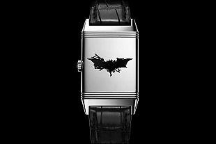 积家推出蝙蝠侠主题限量表款