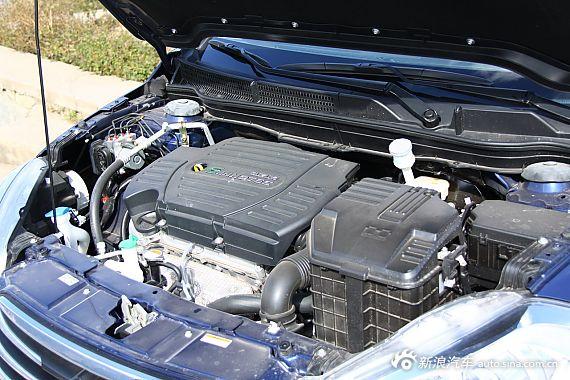 2014款S.CROSS锋驭1.6L CVT尊贵型