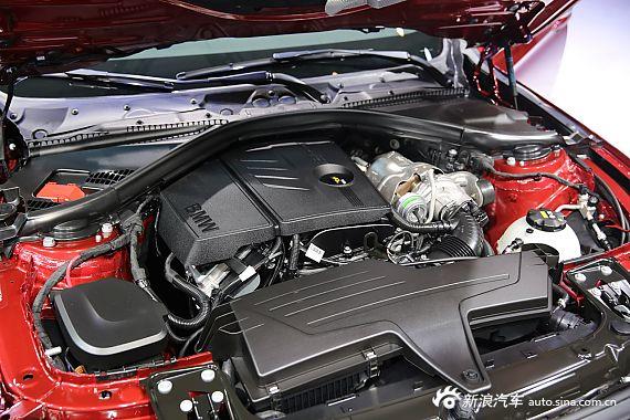 2014成都车展:新宝马316Li