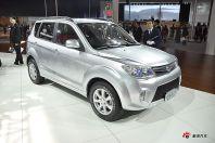 长城哈弗M3将于上海车展正式上市