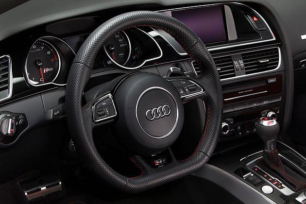 奥迪RS5 Sport版本发布 限量75台