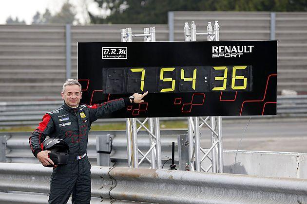 梅甘娜RS 275 Trophy-R