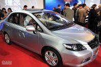 广本理念S1本月26日下线 或上海车展上市