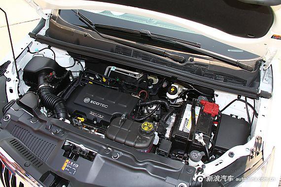 2012款昂科拉1.4T四驱旗舰