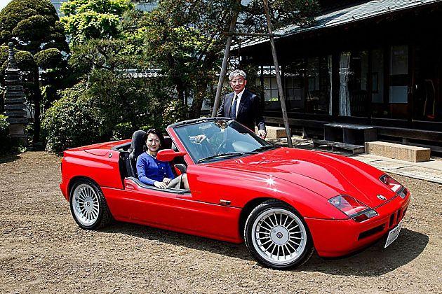日本骨灰BMW M粉完成全线收藏