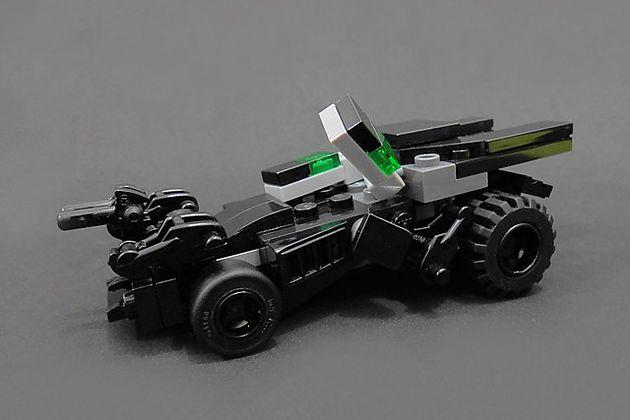 礼品清单:乐高蝙蝠侠战车系列