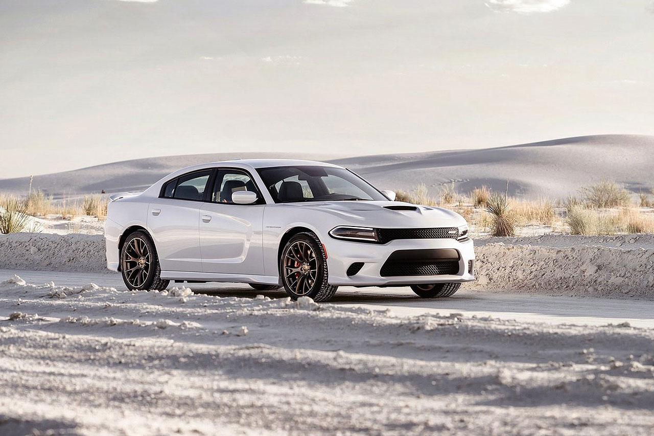 最速轿车 道奇Charger SRT Hellcat发布