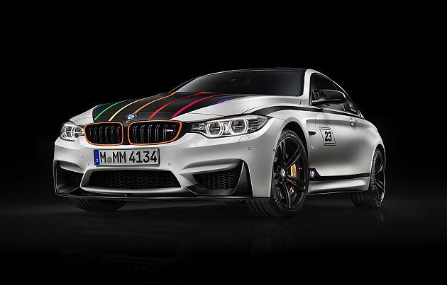 BMW M4 DTM冠军限量版日本配额5台