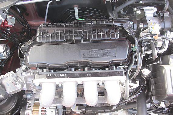 2012款锋范1.5L自动精英版