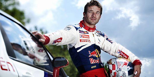 1%灵感>99%的汗水 从电工到WRC九冠王的勒布