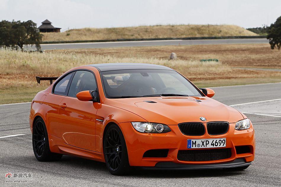BMW M3 GTS 整体外观