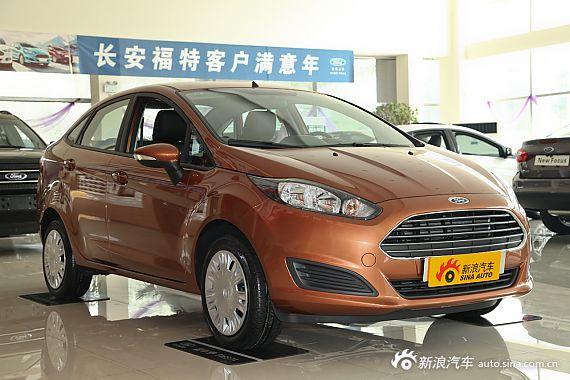 2013款嘉年华三厢1.5L手动风尚型