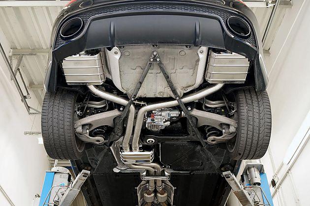 504马力 Senner Tuning改装奥迪RS5敞篷版