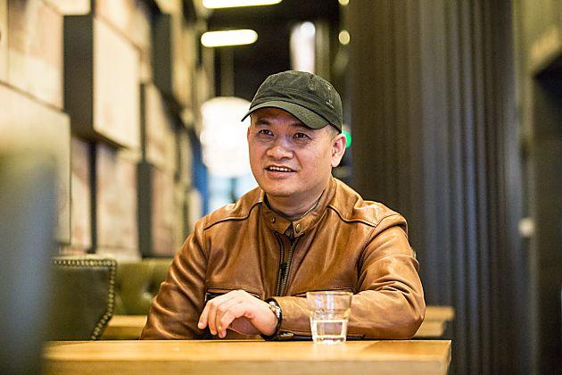 """""""汽车活字典""""心中的高尔夫GTI 对话叶宏"""