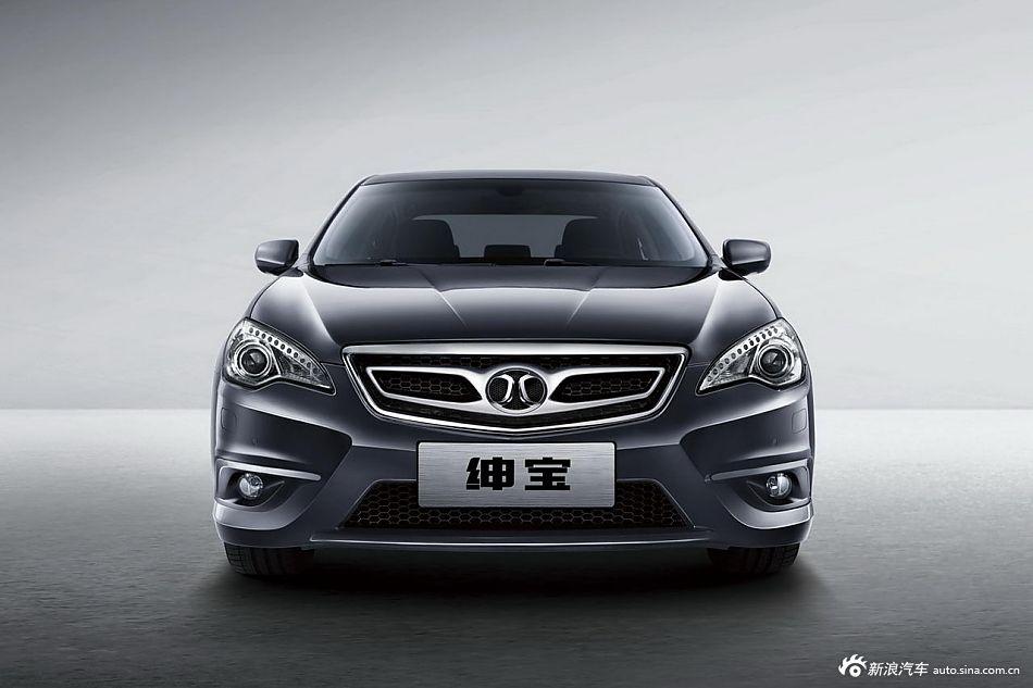 北汽绅宝首款车型D系列将于5月11日上市