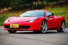 法拉利458 Italia动态图片