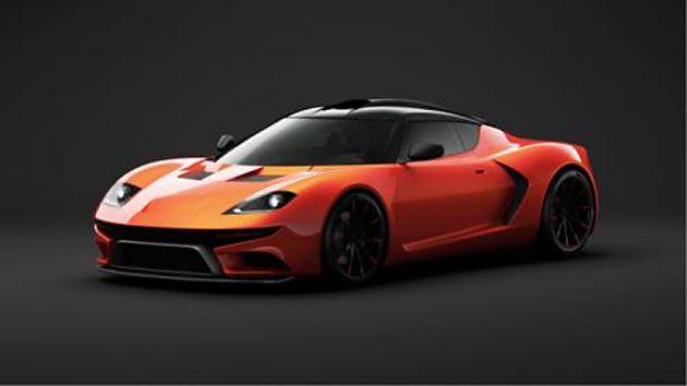 Bulleta Motors发布全新超跑RF22