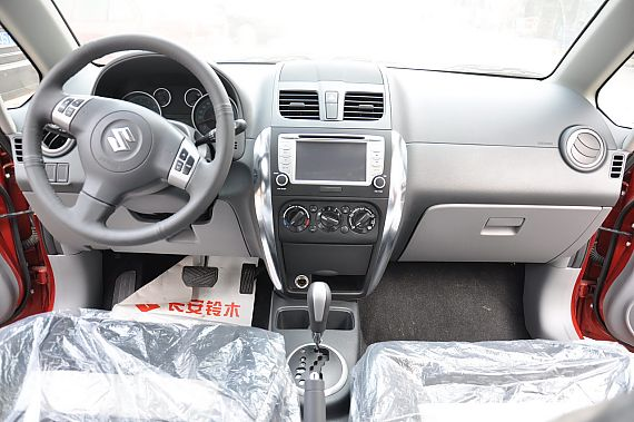 2011款天语SX4两厢1.6L自动运动型