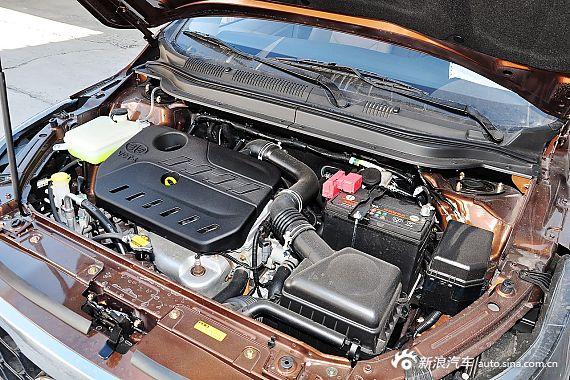 2015款骏派D60 1.5L手动豪华型