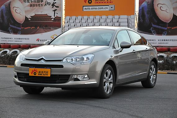 2011款C5 2.3L尊驭型