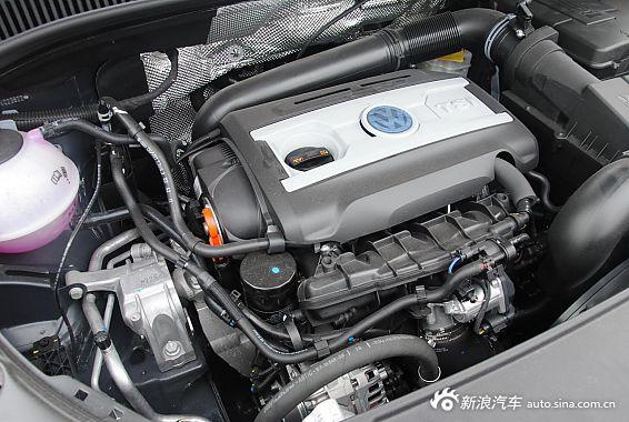 夏朗2.0T豪华版发动机